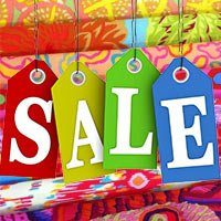 SALE @ Tater Patch Quilts