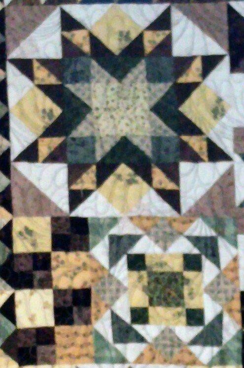August Sampler Blended