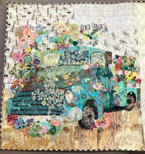 Fiberworks Collage Workshop (1 of 2) @ Tater Patch Quilts