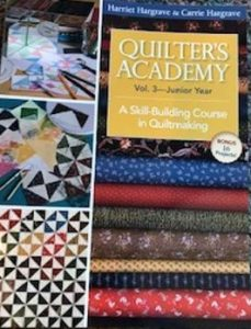 Junior Quilter's Academy (Class 1 of 2) @ Tater Patch Quilts
