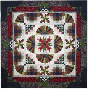 Lush BOM @ Tater Patch Quilts