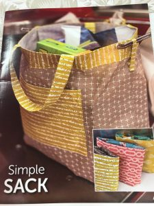 Simple Sack @ Tater PatchQuilts