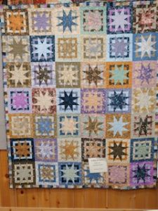 Box of Stars @ Tater Patch Quilts