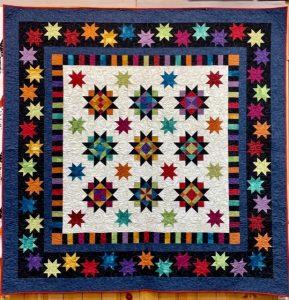 Saturday Sampler B.O.M @ Tater Patch Quilts - Saturday Sampler